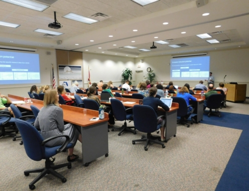 Tampa Bay RPC Hosts the Florida Blue Carbon & Sustainability Workshop