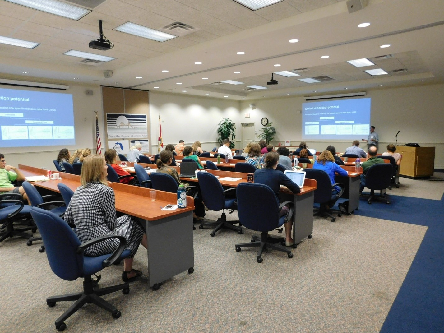 Tampa Bay RPC Hosts Florida Blue Carbon & Sustainability Workshop