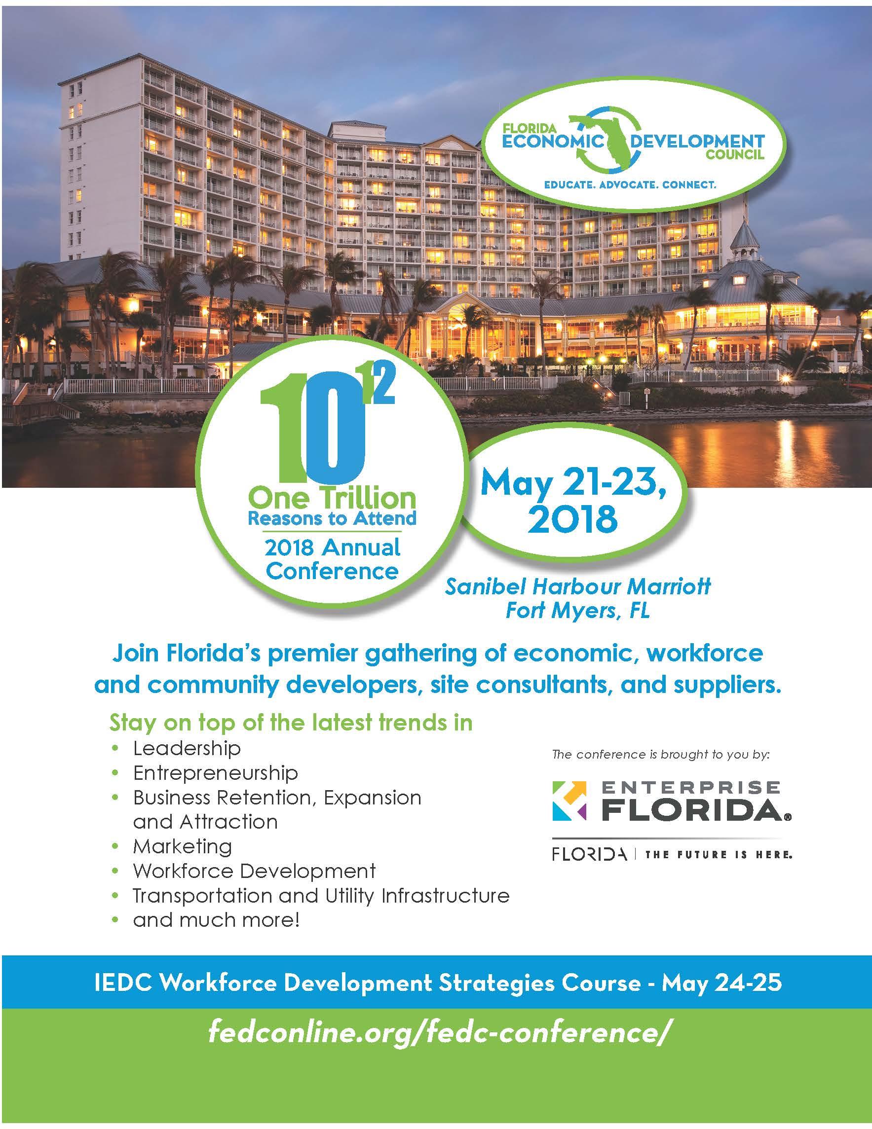 Florida Economic Development Council Conference